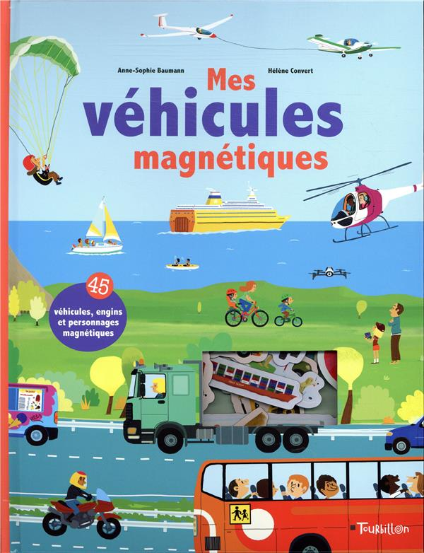 MES VEHICULES MAGNETIQUES